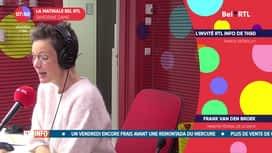 L'invité de 7h50 : Franck Vandenbroucke (07/05)