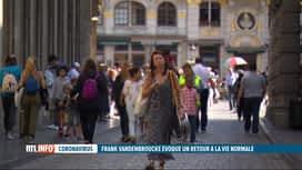 RTL INFO 13H : Coronavirus : vers un retour à la normale à partir de septembre ?