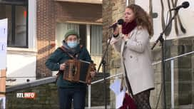 RTL INFO 13H : Coronavirus: le secteur culturel attaque l'Etat en justice