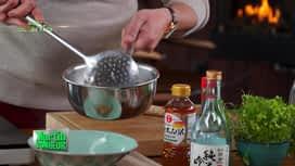 Martin Bonheur : Bulot nouilles soba
