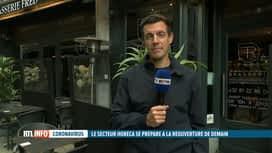 RTL INFO 19H : Quel temps pour la réouverture des terrasses ce week-end ?