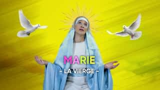 Konbinon : Vierge Marie
