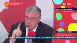 L'invité de 7h50 : Pierre-Yves Jeholet (10/05)