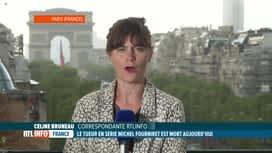 RTL INFO 19H : Le tueur en série Michel Fourniret, âgé de 79 ans, est décédé