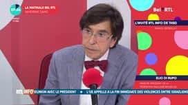 L'invité de 7h50 : Elio Di Rupo (11/05)