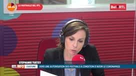 La matinale Bel RTL : Emission du 11/05