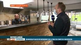 RTL INFO 13H : L'Horeca entrevoit enfin une reprise totale de ses activités