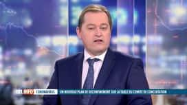 RTL INFO 13H : Fabian Hermans fait le point sur la réouverture de l'Horeca le 9 juin
