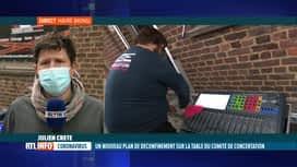 RTL INFO 13H : L'événementiel et la culture attendent impatiemment la reprise