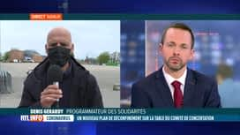 RTL INFO 13H : Des festivals avec 5.000 spectateurs envisagés au mois d'août