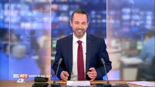 RTL INFO 13H : RTL INFO 13 heures (11/05/21)