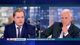 RTL INFO 19H : L'Horeca soulagé après l'annonce de réouverture en intérieur le 9 juin
