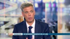 RTL INFO 19H : Le point sur les autres mesures prises lors du Codeco de ce 11 mai