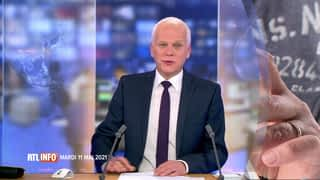 RTL INFO 19H : RTL INFO 19 heures (11/05/21)
