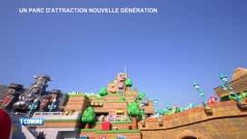 I comme : Un parc d'attraction nouvelle génération