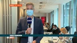 RTL INFO 13H : Coronavirus: le point sur la journée spéciale vaccination de Bel RTL