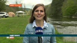 RTL INFO 13H : De nombreux touristes attendus à bouillon lors de ce WE prolongé