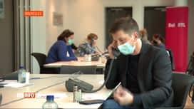 """RTL INFO 19H : Journée spéciale """"Questions concernant la vaccination"""" sur Bel RTL"""
