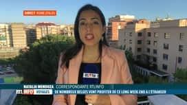 RTL INFO 19H : Le point sur les règles pour se rendre en Italie à présent et cet été