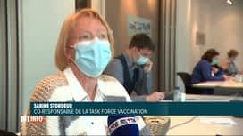 RTL INFO 19H : Questions-réponses citoyens-experts à propos de la vaccination