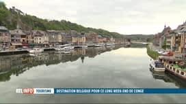 RTL INFO 13H : Ascension : les bords de Meuse très prisés pour ce long week-end