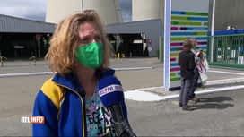 RTL INFO 13H : Actions de protestation contre la construction de centrales au gaz