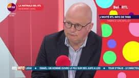 L'invité de 7h50 : Jean-Luc Crucke (14/05)