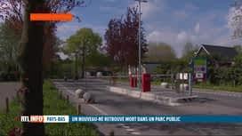RTL INFO 19H : Un nouveau-né retrouvé mort aux Pays-Bas, dans un sac poubelle