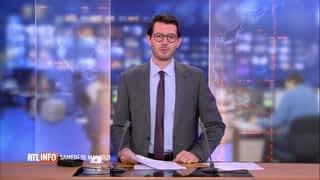 RTL INFO 13H : RTL INFO 13 heures (15/05/21)