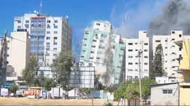 RTL INFO 19H : Aucun répit dans les violences entre Israéliens et Palestiniens