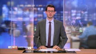 RTL INFO 19H : RTL INFO 19 heures (15/05/21)