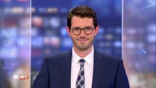 RTL INFO 13H : RTL INFO 13 heures (16/05/21)