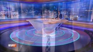 RTL INFO 19H : RTL INFO 19 heures (16/05/21)