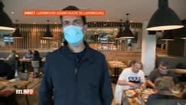 RTL INFO 13H : Coronavirus: le Luxembourg a rouvert l'intérieur de ses restaurants
