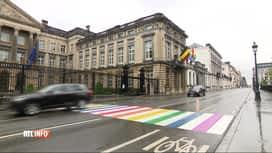 RTL INFO 13H : Journée mondiale de lutte contre l'homophobie et la transphobie