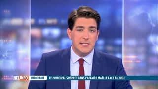 RTL INFO 13H : RTL INFO 13 heures (17/05/21)