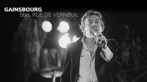 Gainsbourg 5bis, rue de verneuil
