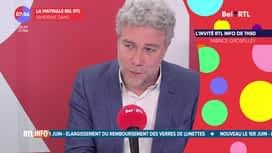 L'invité de 7h50 : Alain Maron (27/05)