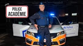 Police Académie en replay