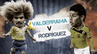 Valderrama vs Rodríguez