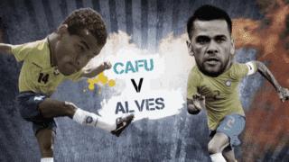 Cafu vs Alves