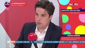 L'invité de 7h50 : Thomas Dermine (01/06)