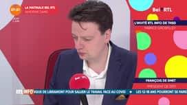 L'invité de 7h50 : François De Smet (03/06)