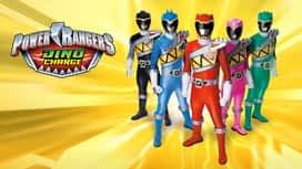 Power Rangers Dino Charge en replay