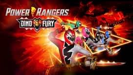 Power Rangers : Dino Fury en replay