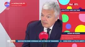 La matinale Bel RTL : Emission du 04/06