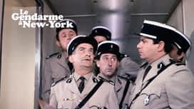 Le gendarme à New York en replay
