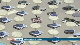 RTL INFO 13H : Coronavirus: l'Espagne accueille les touristes européens vaccinés d...