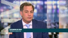 RTL INFO 19H : Coronavirus: le premier ministre est l'invité du RTLInfo 19H