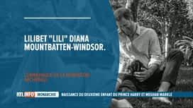 """RTL INFO 19H : Meghan et Harry annoncent la naissance de leur fille Lilibet """"Lili""""..."""
